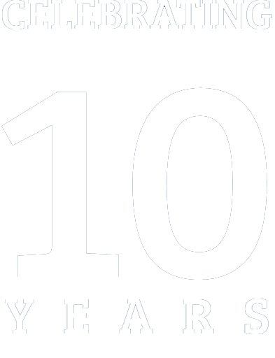 Setfords celebrating 10 years