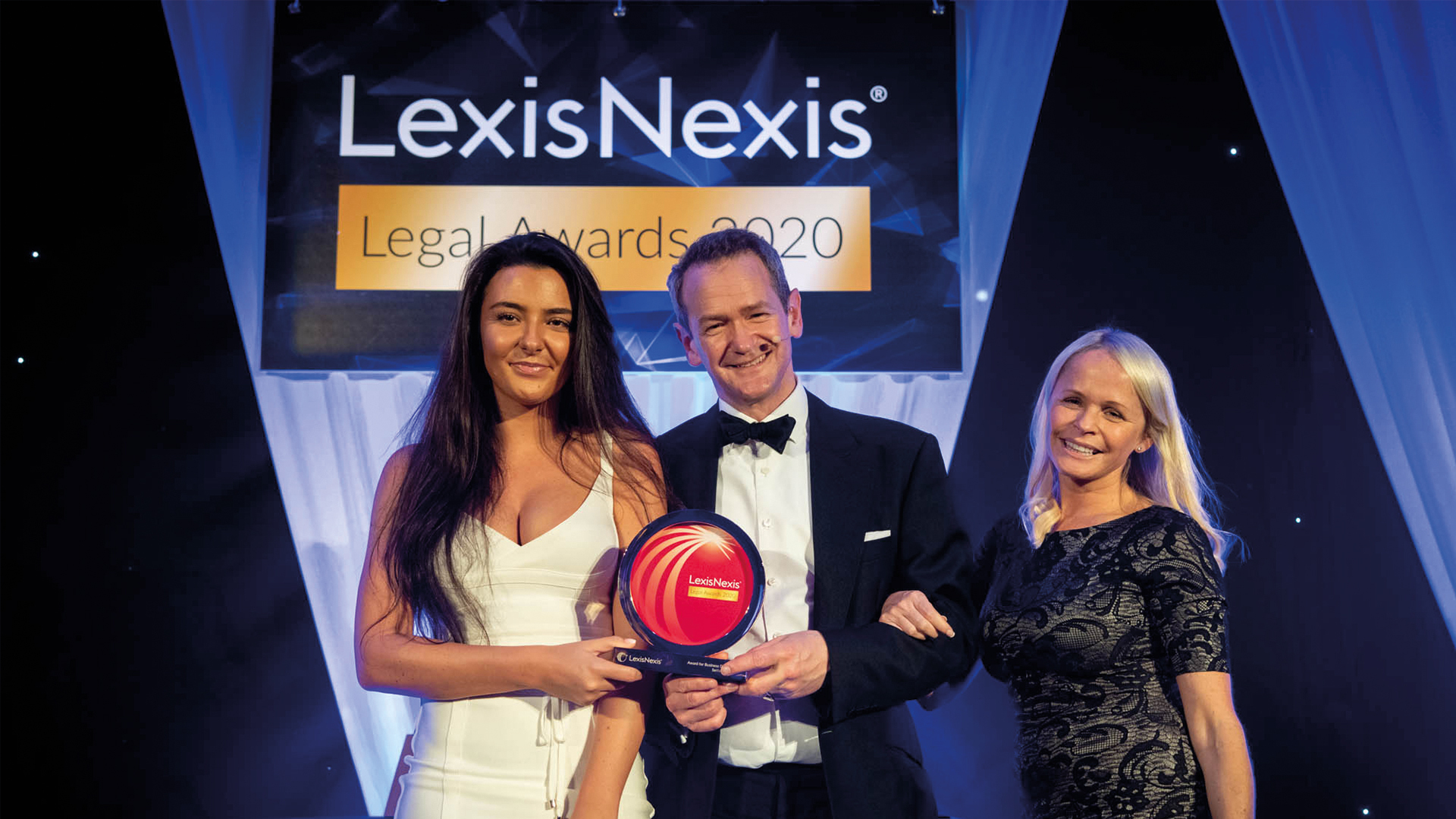 Lexis Nexis Award Ceremony