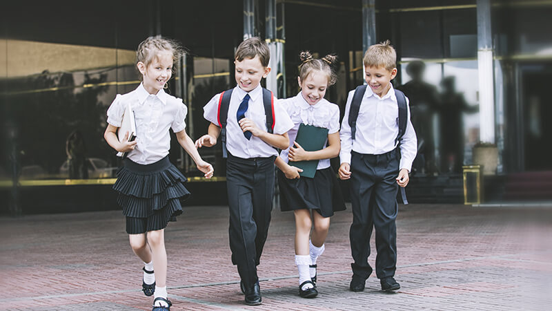The majority of Setfords consultants have school-age or dependent children